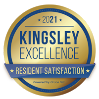 Kingsley Excellence Award 2021
